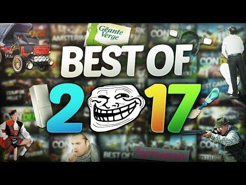 BEST OF DÉLIRES 2017 !