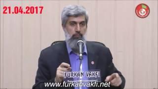 Alparslan Kuytul Hoca'dan Diyanet Başkanı MEHMET GÖRMEZ Hakkında Müthiş Tespit 2017 Video