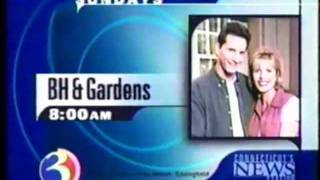 WFSB: Better - Homes and Gardens promo (December 1998)