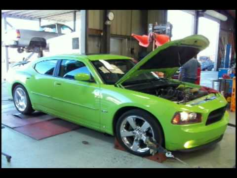 Stock 2007 Dodge Charger Daytona R T Sublime Dyno Run