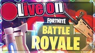 🛑 Live - Fortnite GIOCO CON MIO FIGLIO!