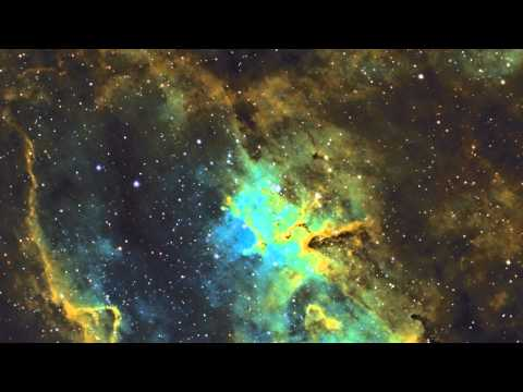Heart Nebula – Royalty Free Footage