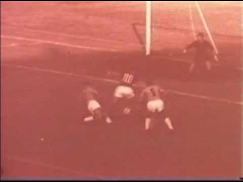 Taccola in gol in Spal-Roma 0-1 dell'8 ottobre 1967