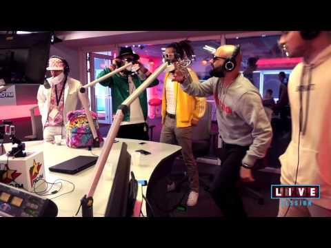 Satra B.E.N.Z. - Dubai | ProFM LIVE Session