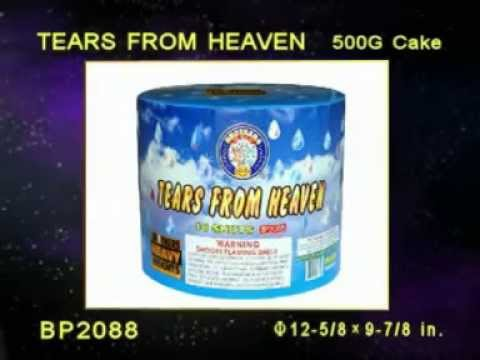 BP2088 Tears from Heaven /Heavy Weights Cake