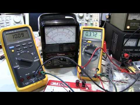 #191: Beware Of Test Equipment Loading Effects!!  Learn From My Error!