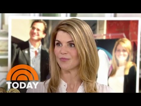 Lori Loughlin: Being On 'Fuller House' Set Was 'Surreal' | TODAY