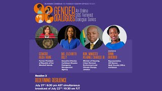 Gender Dialogues: Redefining Resilience