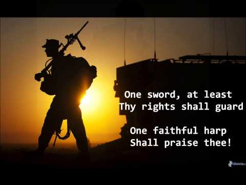 Minstrel Boy (with lyrics) - Black Hawk Down