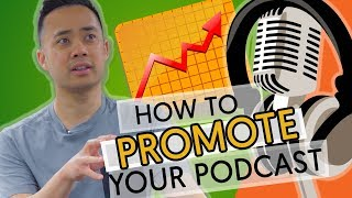 How to promote a podcast and save time doing it