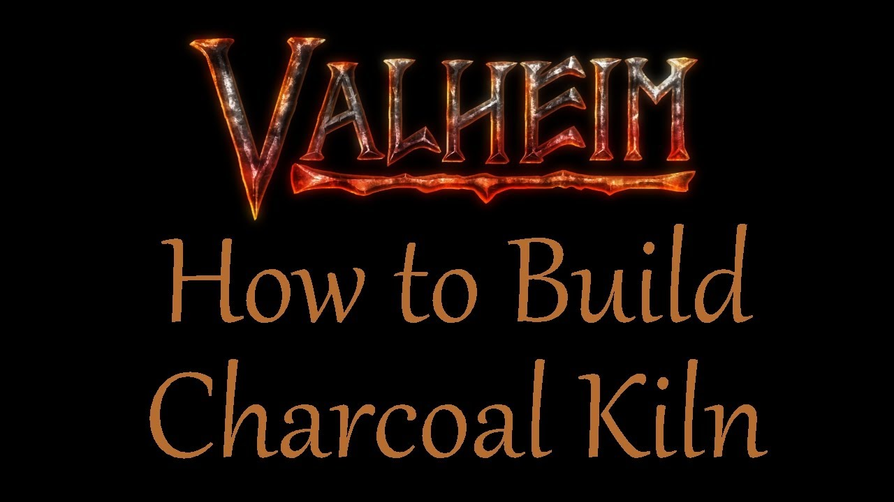 How build a Valheim Charcoal Kiln