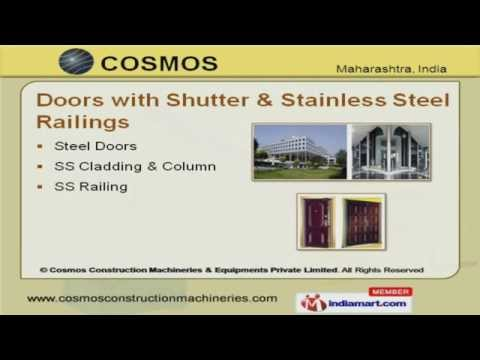 Construction Machinery By Cosmos Construction Machineries & Equipments Private Limited, Pune