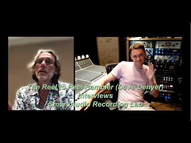 """Видео-мост """"Лондон-Киров"""": часть первая - Smart audio Recording Lab"""