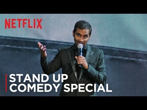 Aziz Ansari: Live at Madison Square Garden | Thanks Mom and Dad [HD] | Netflix