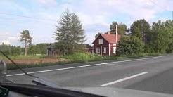 Kallaanvaara Isokylä Puikkola E63 Lappland Finland 8.7.2015