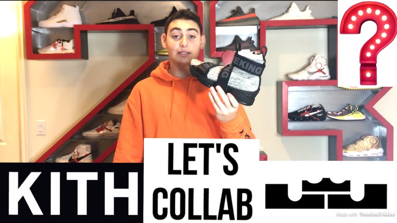 8e982310ced KITH NIKE LEBRON 15 UNBOXING + REVIEW!! REVIVAL OF NIKE BASKETBALL ...