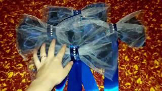 Банты для машины на свадьбу/Bows for a machine on wedding