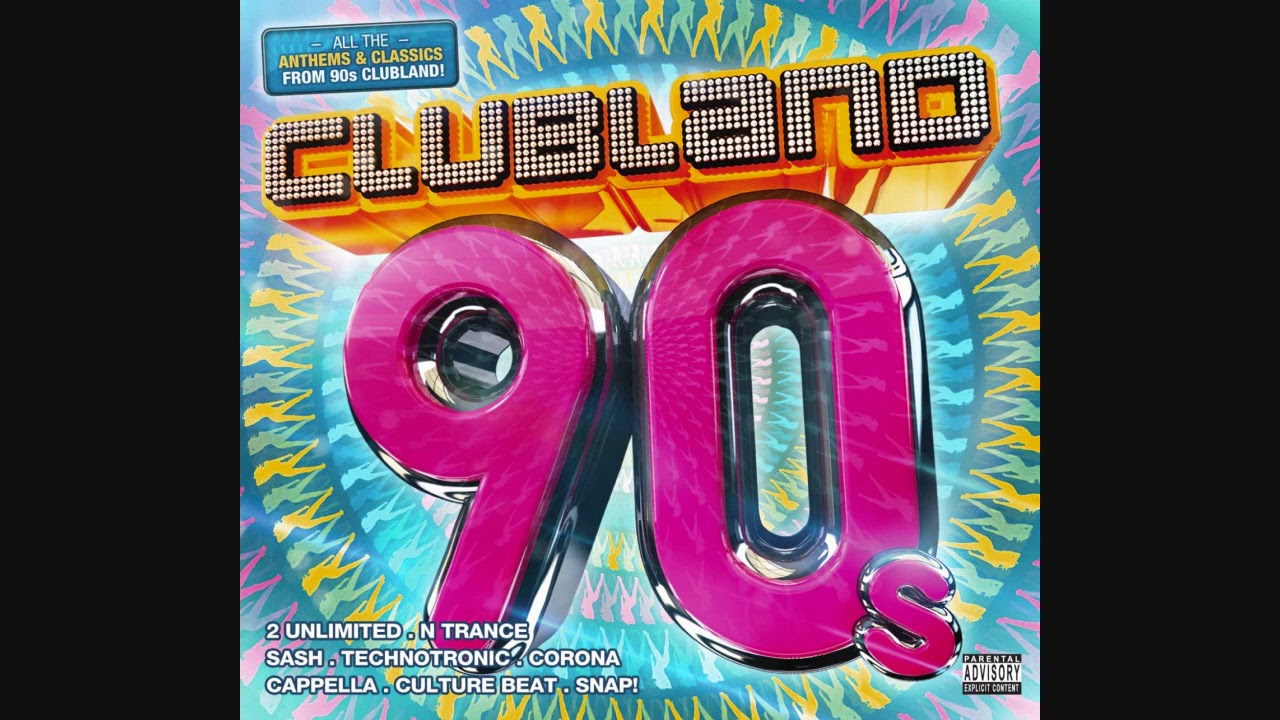 Download Clubland 90s - CD1
