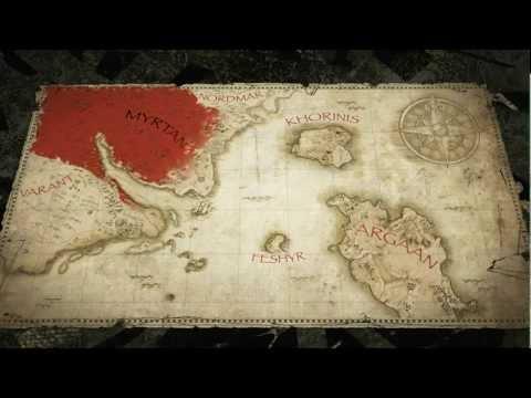 Вступительный ролик игры Готика 4: Аркания