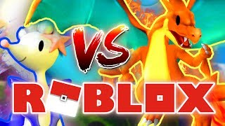 Roblox Pokemon Battles - TWO VS ONE!? - Roblox Battle Challenge in Pokemon BRICK BRONZE