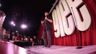 Glee Club Cancer Research Stand Up Comedy Gig