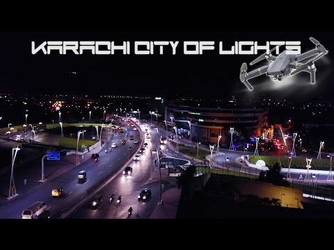 Karachi City of Lights 2016 [4K]