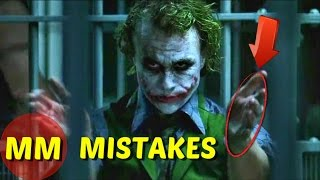 Batmans The Dark Knight MOVIE MISTAKES You Missed     Batman Movie