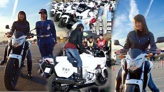 『バイク事故「零」を目指すライスク』レポ・大島アナ、トーク編 大島由香里 検索動画 16