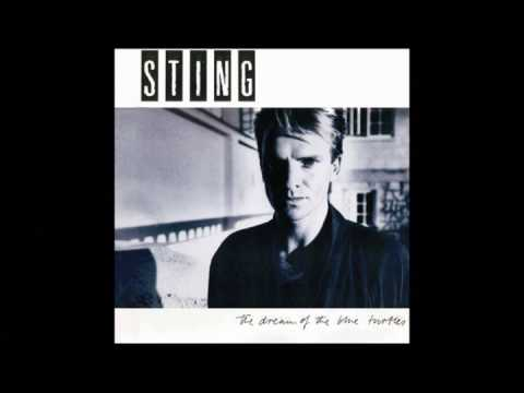 Sting CD The Dream of the Blue Turtles