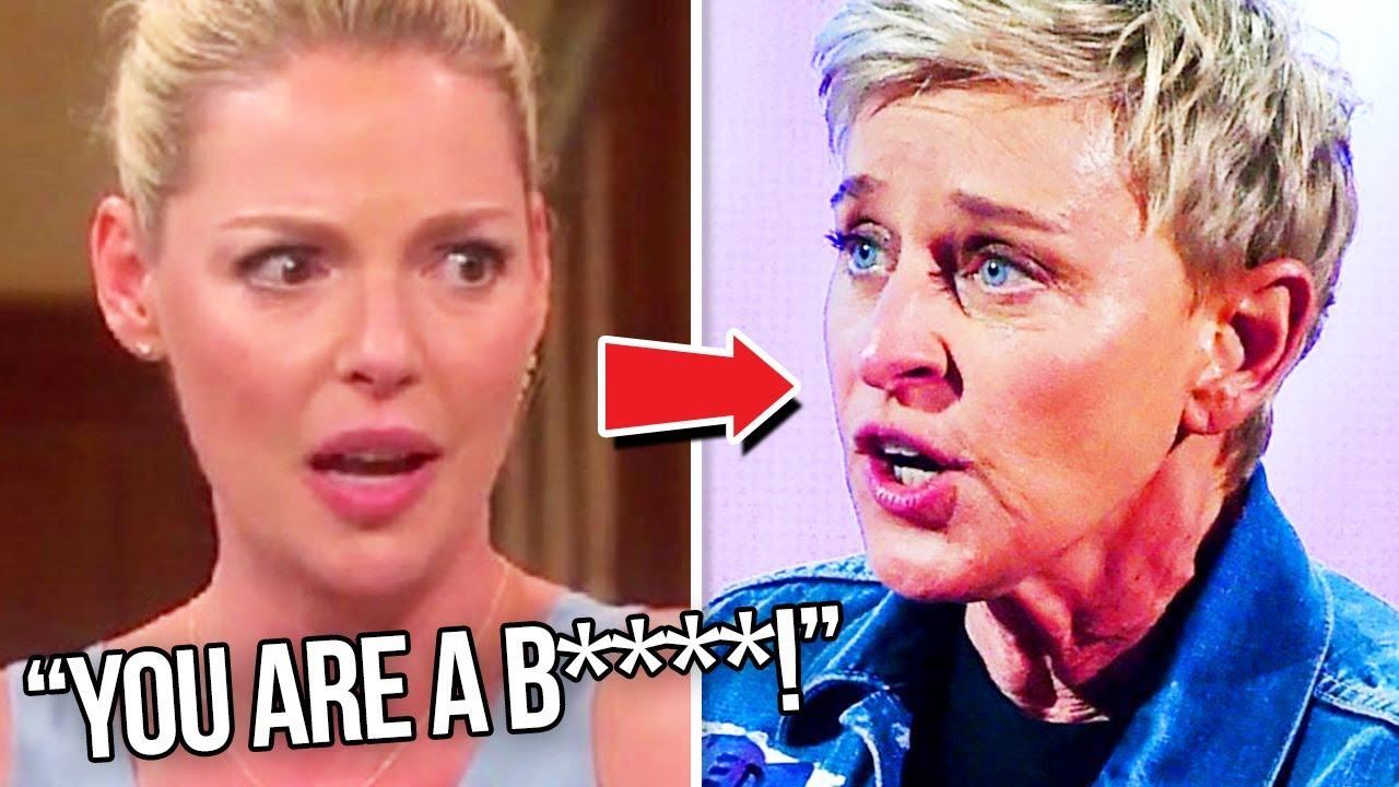 Download Top 10 Times Celebs Clapped Back at Ellen