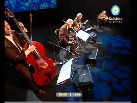 Del amor: Juan Gelman y Rodolfo Mederos 22-10-11 (1 de 3)