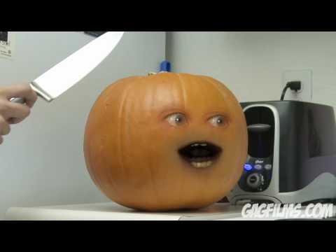 Надоедливый апельсин 2.Тыква (Русский перевод)