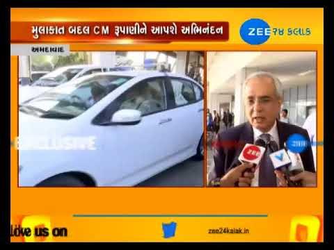 NITI Aayog vice chairman Rajiv Kumar in Ahmedabad today - Zee 24 Kalak