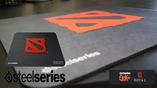 ماوس باد للمحترفين | SteelSeries QcK+ Pro Gaming Mousepad