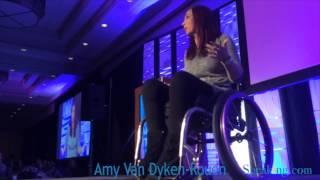 Amy Van Dyken Rouen | SPEAKING.com