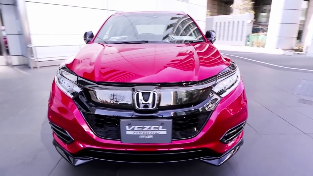 Honda Vezel 2019 >> Hrv 2019 Novo Honda Hrv 2019 Vezel Youtube