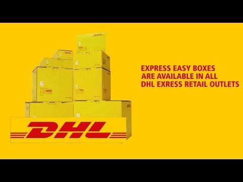 DHL Express Easy | Ship Internationally