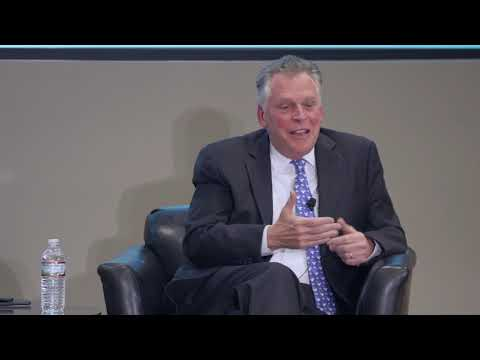 An Evening with Former Governor Terry McAuliffe
