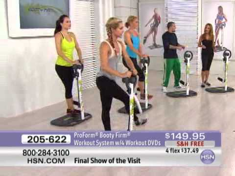 Brenda Dygraf Mini Strider 360 Exercise System With Wor