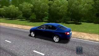 City Car Driving 1.5.4 | Skoda Octavia A7 1.8Tsi | +Download Link | 1080p