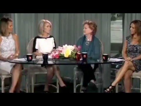 Show host on Michael Sam kiss: I don
