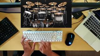 Virtual Drumming - Decode Paramore