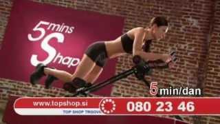 5mins Shaper -- naprava za popolno oblikovanje telesa