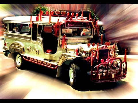 Amazing Facts of Faith — The Jeepney