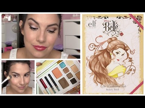 """ELF Belle """"An Enchanted Tale"""" Beauty Book Review"""