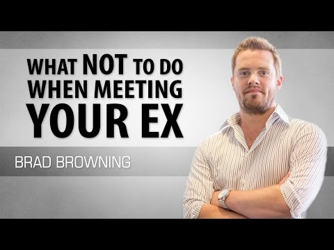 Dating ex boyfriend should you