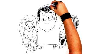 Henrique e Carolina- Draw my Story