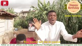 FUNNY GREETINGS Compilation by WOLI AGBA Vol 1