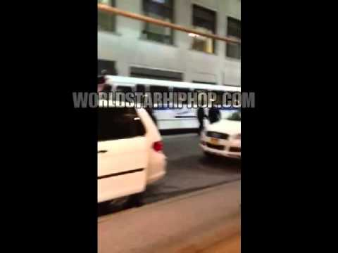 Consequence Gets Jumped By Joe Budden's Crew During The Taping Of Love & HipHop Reunion!