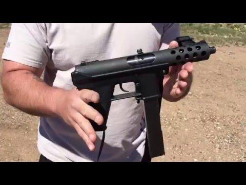 Interdynamic KG-99 9mm pre ban, shooting demo